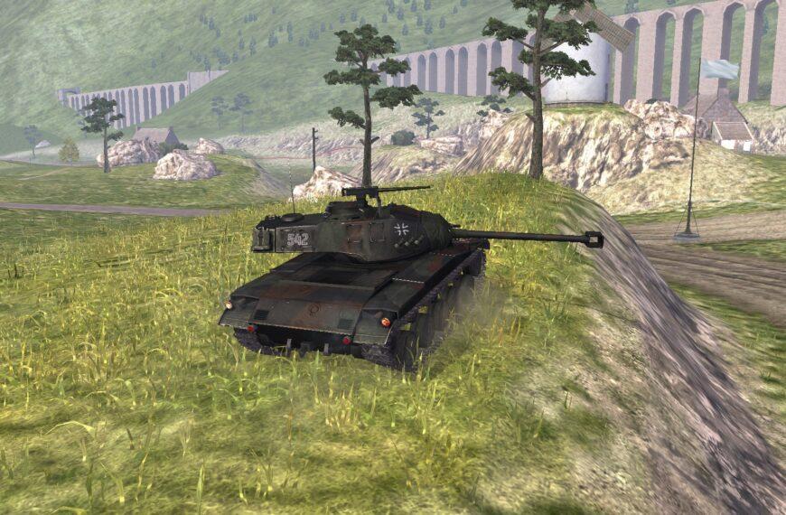 Заблудший Лесник [leKpz M 41 90 mm]