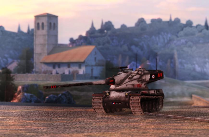 Sport [AMX 50 B]