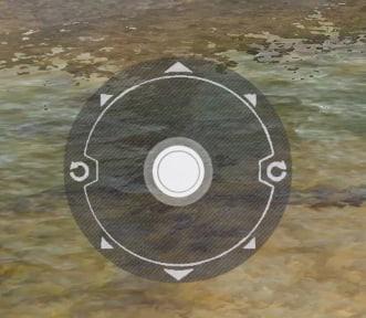Джойстик 360-градусов из «Tank Company Mobile»